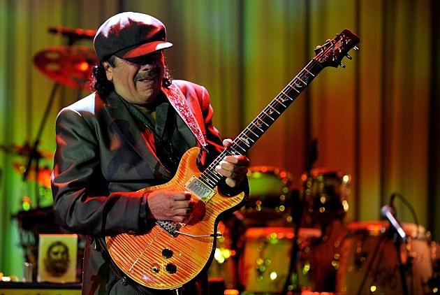 Carlos Santa... Santana Smooth