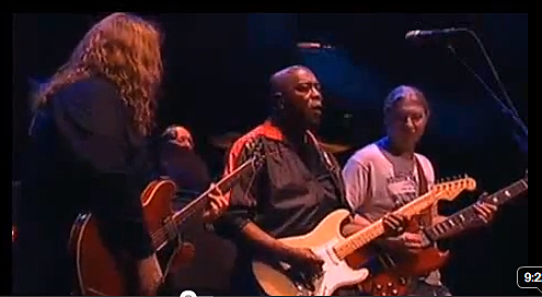 Allman Brothers with Buddy Guy
