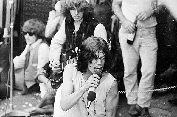 Rolling Stones In Concert - 1969