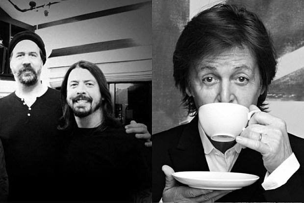 Nirvana Paul McCartney