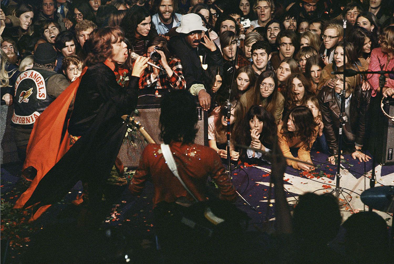 Flashback: Rolling Stones at Altamont