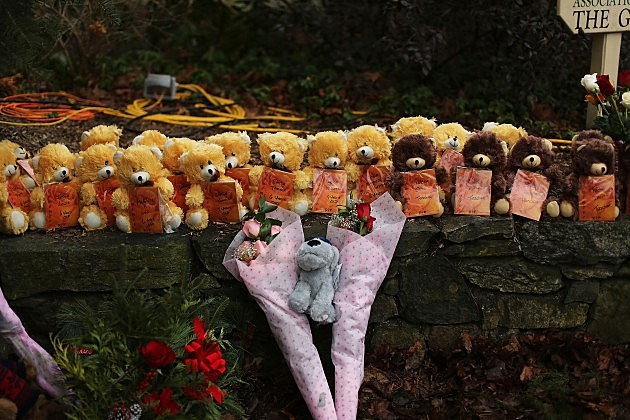Sandy Hook Teddy Bears