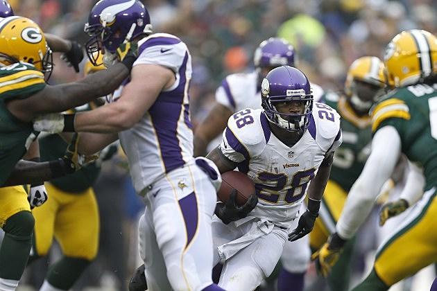 Vikings at Packers