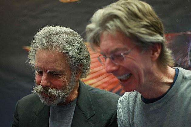 Bob Weir Phil Lesh Grateful Dead