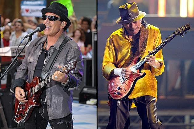 Neal Schon, Carlos Santana