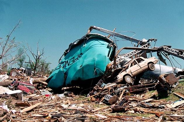 Spencer SD Tornado