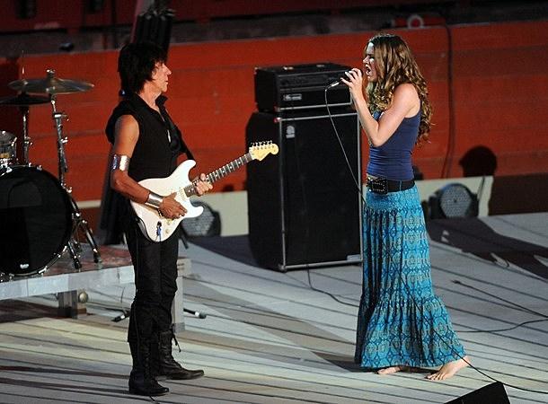 Jeff Beck Joss Stone