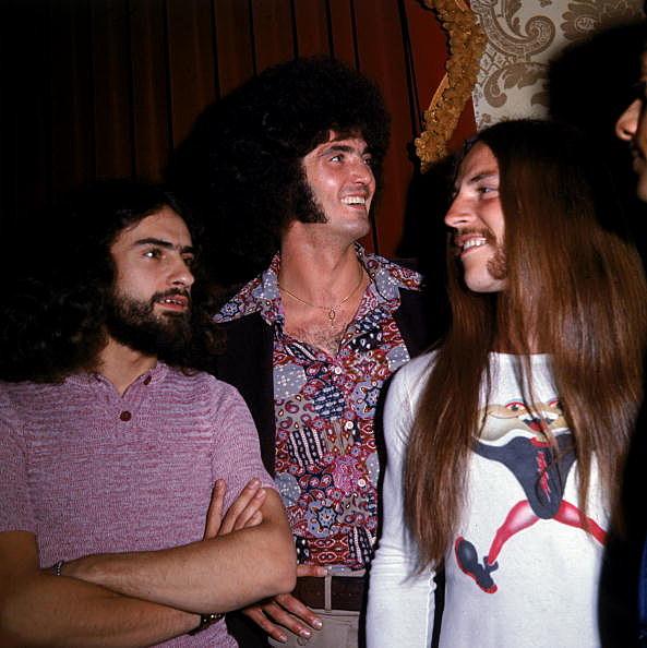 Members of Grand Funk Railroad, 1970s