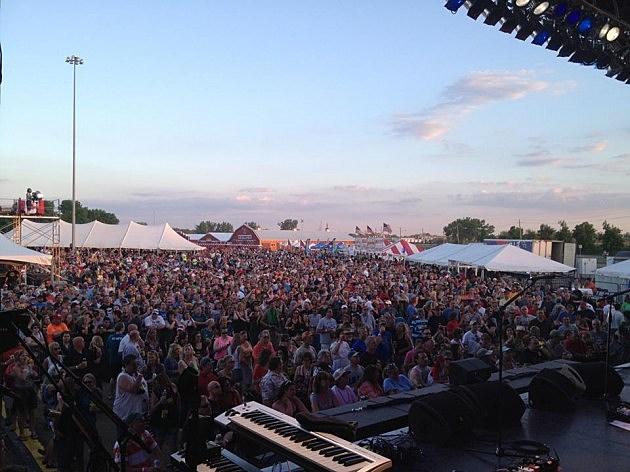 RibFest Crowd