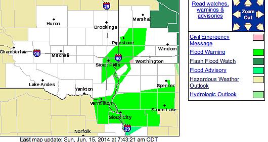 flood warning 6-15 2