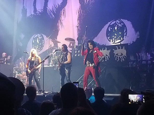 Alice Cooper Tour  Opening Act