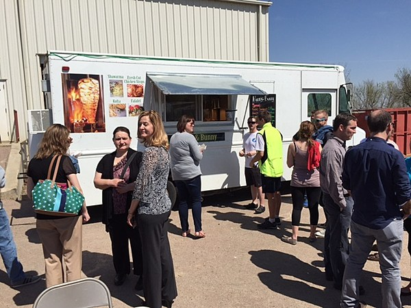 Food Truck Tuesday Sioux Falls