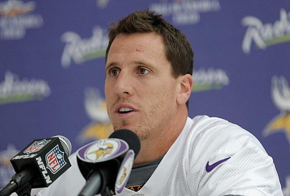 Minnesota Vikings Chad Greenway