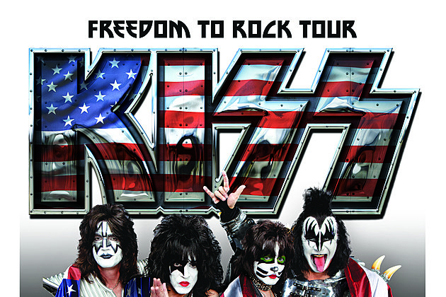 Presale Password For Kiss Freedom Tour