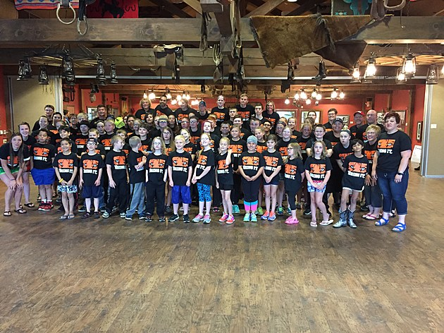 Cure Kids Cancer - Camp Bring It On