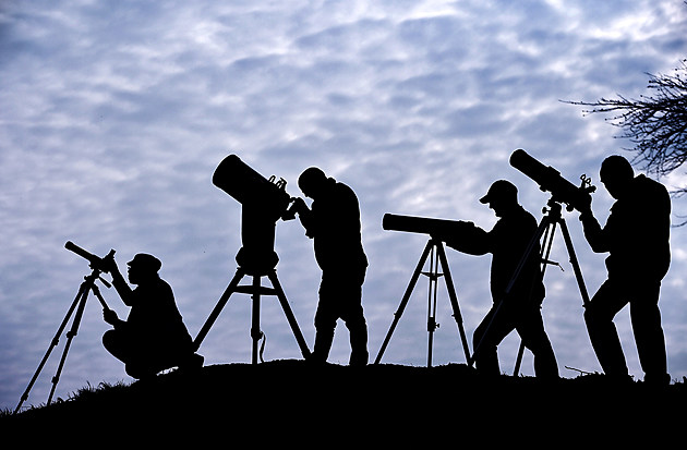 Galloway Astronomy Society Prepare For Friday's Eclipse