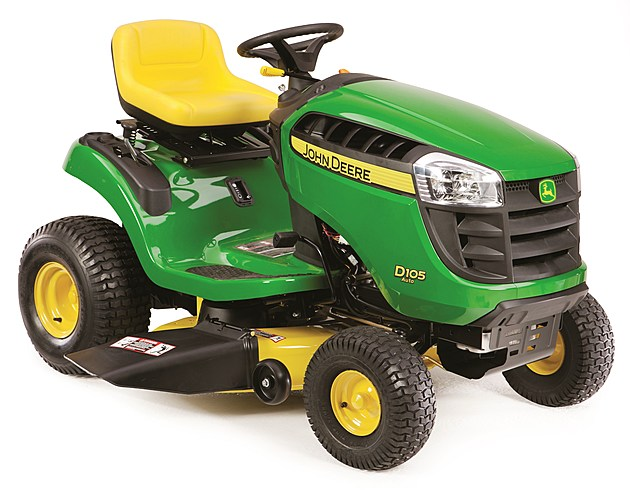 Lawn Tractor Safety : Popular john deere lawn tractor gets a rare recall