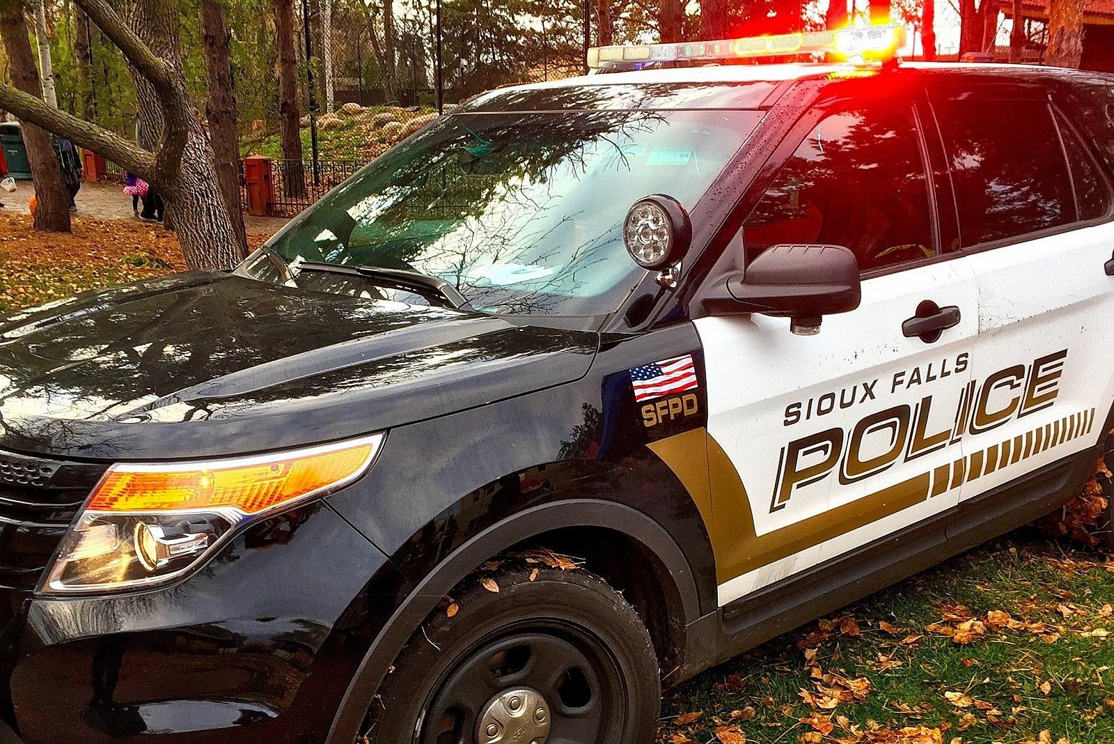 Sioux Falls Police Car
